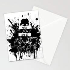GuessWho? *remastered* Stationery Cards