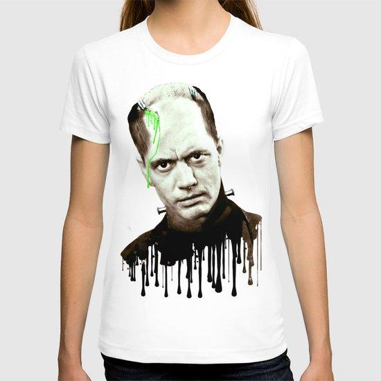 Frankenstein's monster, Jason Wing. T-shirt
