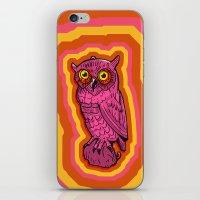 Psychowl iPhone & iPod Skin