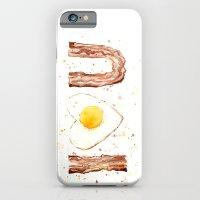 Bacon iPhone 6 Slim Case
