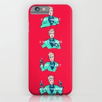 iPhone & iPod Case featuring Run Dry by Blue