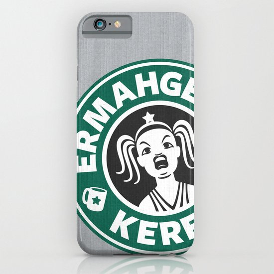Ermahgerd, Kerfer! iPhone & iPod Case