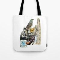 Navigate The Roller Coas… Tote Bag