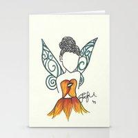 Iridessa Zen Tangle Stationery Cards