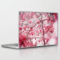 Laptop & iPad Skin featuring Winter Berries by Mareike Böhmer Grap…