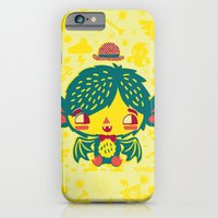 iPhone & iPod Case featuring Béla Jr. by chobopop