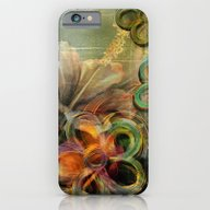 Floral Graffiti iPhone 6 Slim Case