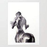 Centaur Art Print