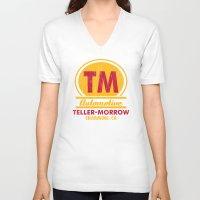 Teller-Morrow Unisex V-Neck