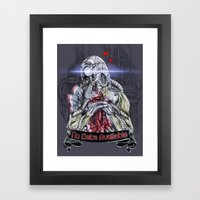 Legion (color) Framed Art Print