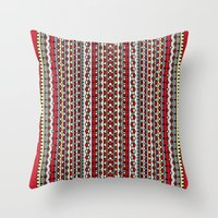 CAFrank Throw Pillow
