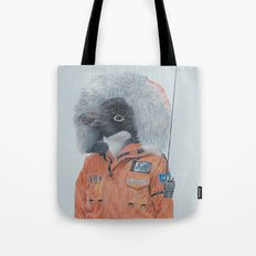 Antarctic Penguin Tote Bag