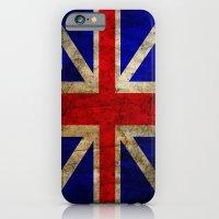 British Flag iPhone 6 Slim Case