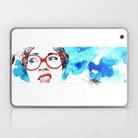 Cara De Asco Laptop & iPad Skin