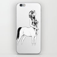 horses for courses I iPhone & iPod Skin