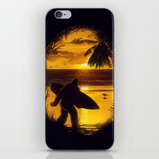 Secret Spot iPhone & iPod Skin