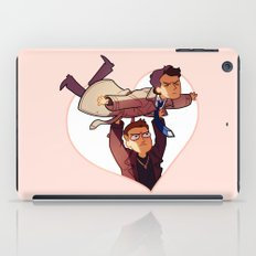 LET ME BE YOUR WINGS iPad Case