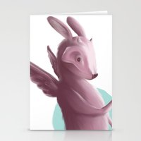 Jakalope Stationery Cards