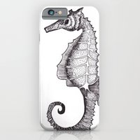 Hippocampus Abdominalis iPhone 6 Slim Case
