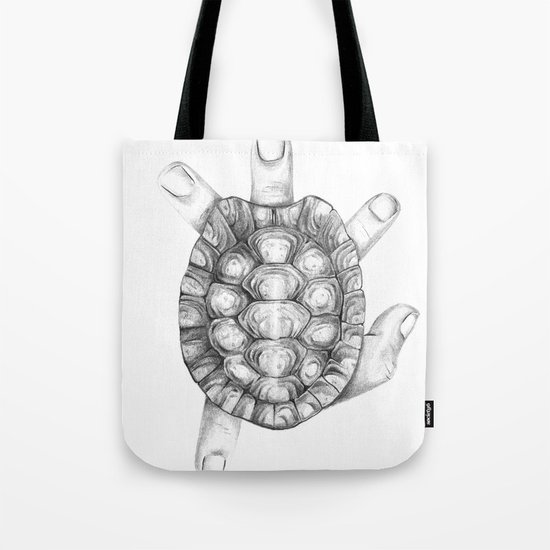slow hand Tote Bag