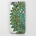 Peacock Mandala iPhone & iPod Case