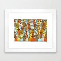 Illusionist Congress Framed Art Print