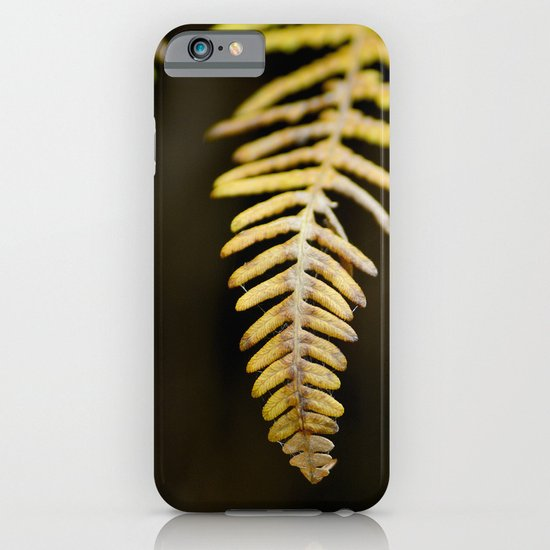 three ferns iPhone & iPod Case