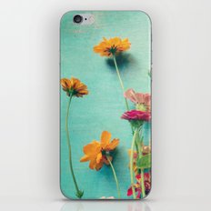 I Carry You With Me Into the World iPhone & iPod Skin