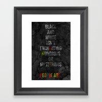 Enchanting Framed Art Print