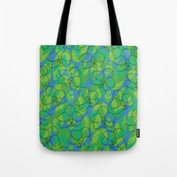 Tropic orchid Tote Bag