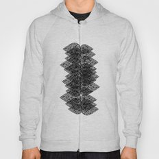 Feathered spine Hoody