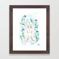 Ethreal Framed Art Print