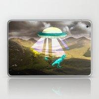 Aliens do exist - dino exctinction event Laptop & iPad Skin