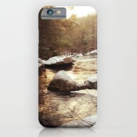iPhone & iPod Case featuring Diana in Winter by Elina Cate