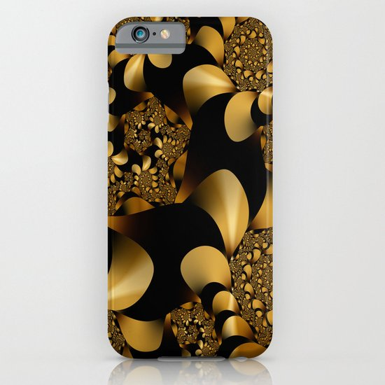 The Golden Snake iPhone & iPod Case