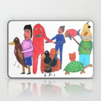 Furgly Laptop & iPad Skin