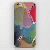 Abstract Mini #13 iPhone & iPod Skin