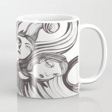 Caída al vacío Mug