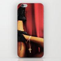 Chastity iPhone & iPod Skin