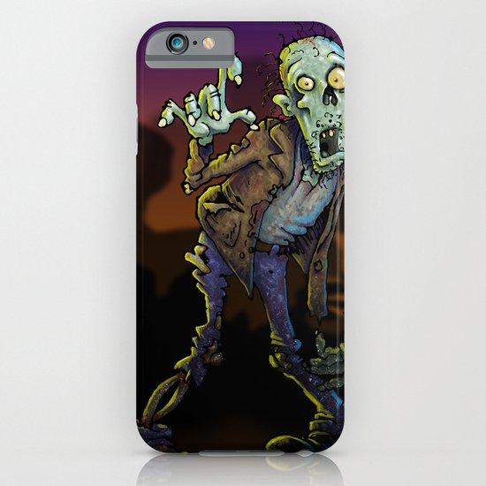 ZOMBIE! iPhone & iPod Case