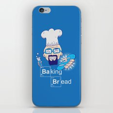 Baking Bread iPhone & iPod Skin