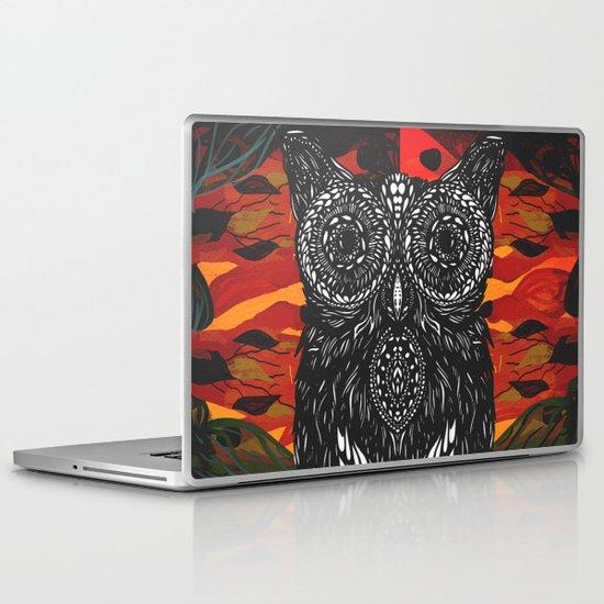 Forest Folk Laptop & iPad Skin