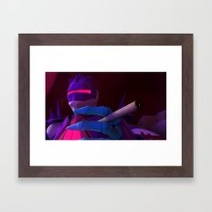We In A Whole 'Notha Era Framed Art Print