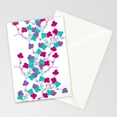Delicate branches Stationery Cards