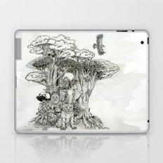 Jungle Friends Laptop & iPad Skin