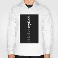 HelveticaismyGod #02 Hoody