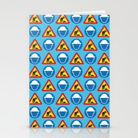 Beastie Boys Texture Stationery Cards