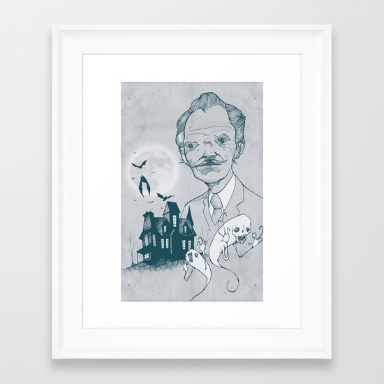 Vincent Framed Art Print