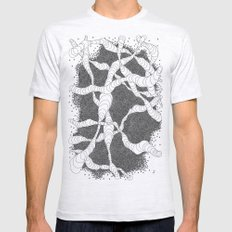 The Inner Workings of M. Lefevre Mens Fitted Tee Ash Grey SMALL