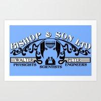 Bishop & Son Ltd Art Print